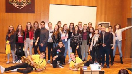 Градският ученически парламент във Велико Търново