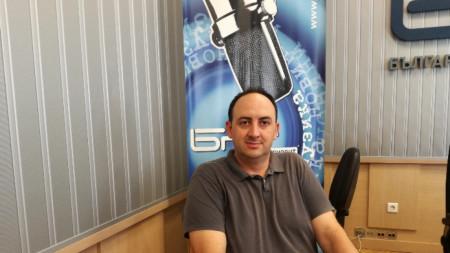 Георги Стефанов от организацията WWF