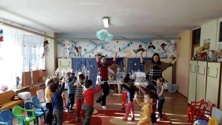 Методична помощ за новопостъпили учители в ДГ