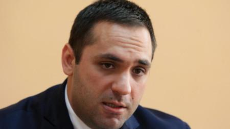 Ministri i Ekonomisë Emill Karanikollov