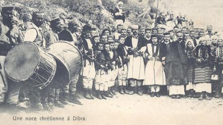 Българска сватба в Дебърско