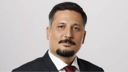 д-р Делян Георгиев