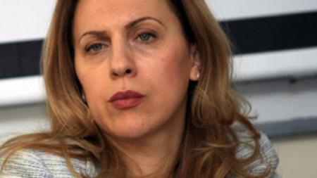 Ministrja Marijana Nikollova