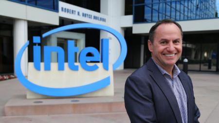 Боб Суон, Intel Inc.