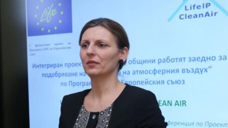 Проектът представи ресорният зам.-кмет Йоана Христова