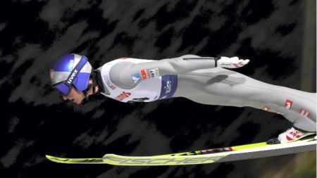 Грегор Шлийренцауер се надява да скача в Инсбрук.