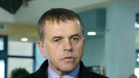Посланикът на България в Саудитска Арабия Димитър Абаджиев