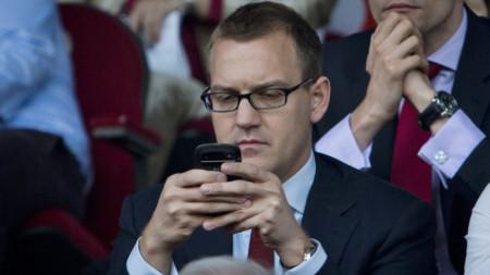 """Даниел Кретински, чието състояние """"Форбс"""" оценява на $2,9 млрд."""