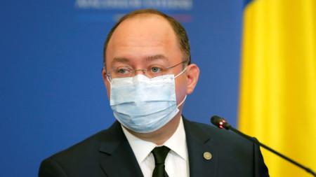 Румънският министър на външните работи Богдан Ауреску