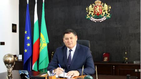 Кметът на Шумен Любомир Христов
