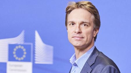 Говорителят на Еврокомисията Стефан де Керсмакер