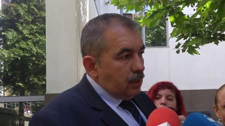 Атанас Чернаев, директор на Инспекцията по труда в Пловдив