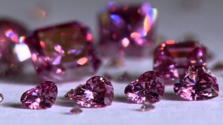 Розови диаманти