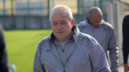Ферарио Спасов за втори път застава начело на Ботев (Пловдив).