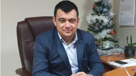 Аднан Йълдъз, кмет на общ. Стамболово