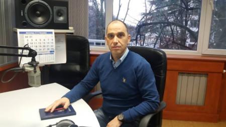 СНИМКА: Румен Тунанов - зам.-кмет Чирпан