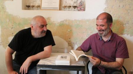 Пламен Асенов и Александър Гьошев