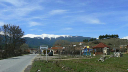 Изглед към селото