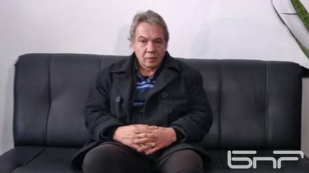 Обвиняемият Владимир Колев