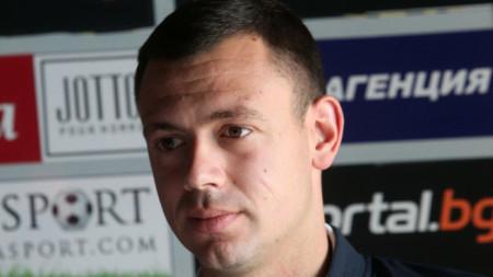 Президентът на Арда Петър Пешев иска отборът му да се отвърди в елита на родния ни футбол