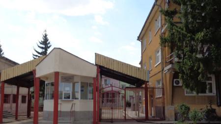 Затворът в Сливен