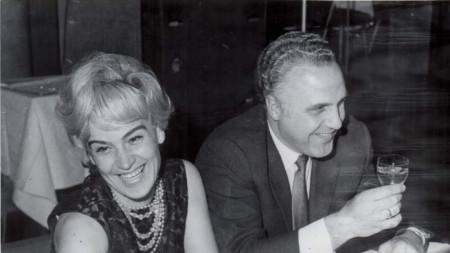 Ваня Моллова и Николай Джунов