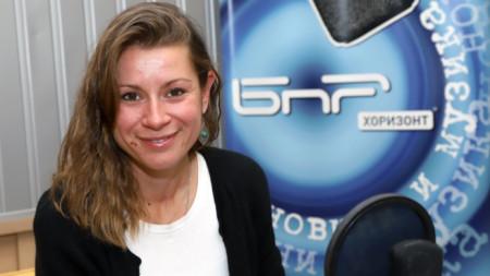 Емилия Ангелова - оперативен директор на MOVE.BG