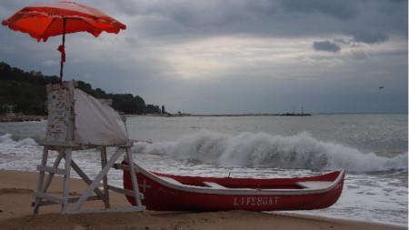 плаж край Варна