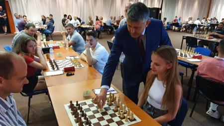 Стартира 43-то издание на шахматния турнир