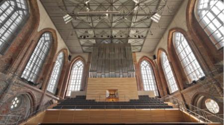 Църквата в Нойбранденбург.