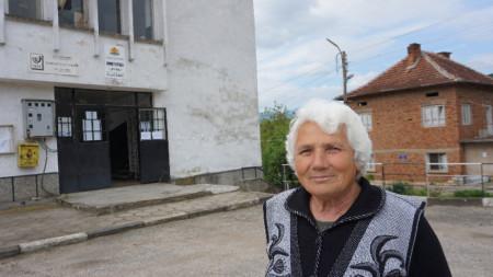 Младена Димитрова, кмет на село Драганица
