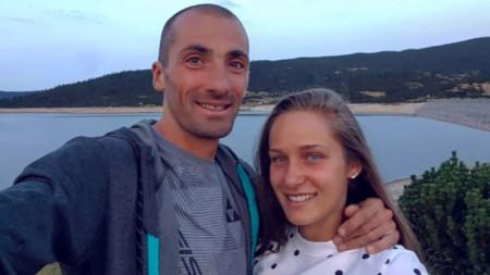 Владимир Илиев и Милена Тодорова са на втори и трети пост.