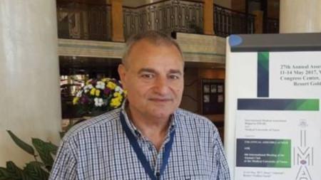 проф. д-р Красимир Методиев