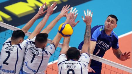 Цветан Соколов се отличи с 14 точки.