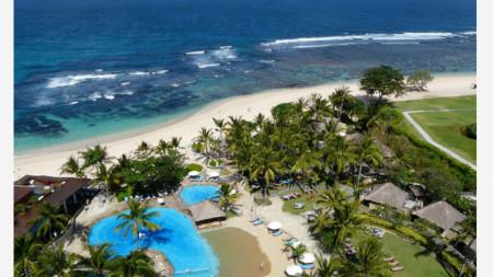 Плаж на о-в Бали