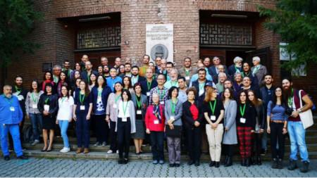 Участници в V Международен конгрес на биоразнообразието в София