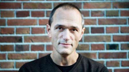 """Марк Пеперкорн, журналист от холандския в. """"Фолкскрант"""""""