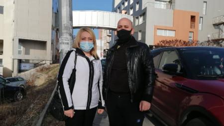 Плевенчаните Елеонора Йорданова и Пламен Симеонов