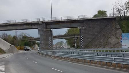 """Реконструираната отсечка започва от кръговото кръстовище с бул. """"България"""" и продължава към изхода на град Русе в посока Силистра"""