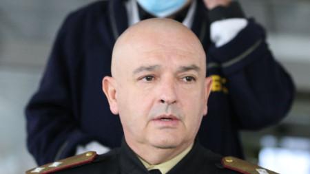 Венцислав Мутафчийски - началник на Военномедицинска академия.