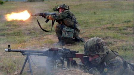 NATO military drill (photo is illustrative)