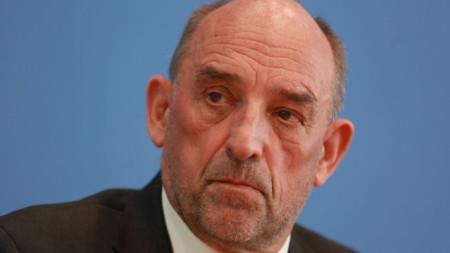 Директорът на Агенцията по заетостта Детлеф Шееле