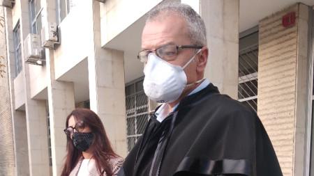 Съдия Красимир Аршинков