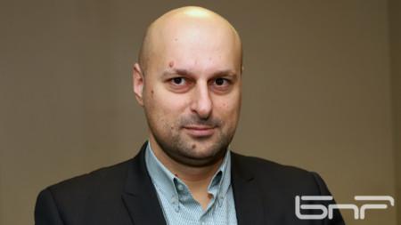 Константин Константинов - изпълнителният директор на Българската независима енергийна борса.
