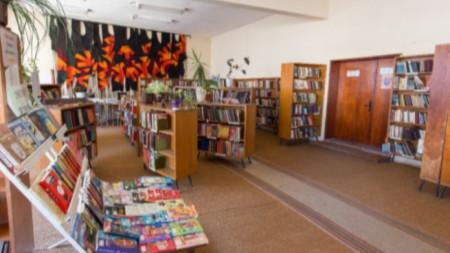 Библиотеката в Ловеч