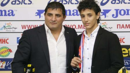 Армен и Едмонд Назарян