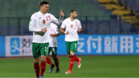 Vassil Boschikow schoss den einzigen Treffer im Spiel.