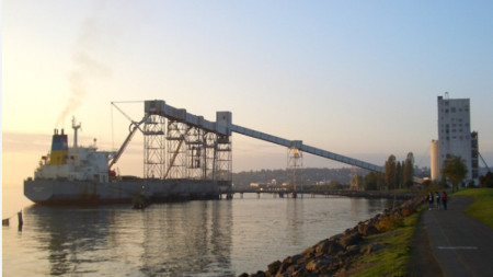 Пристанище Силистра