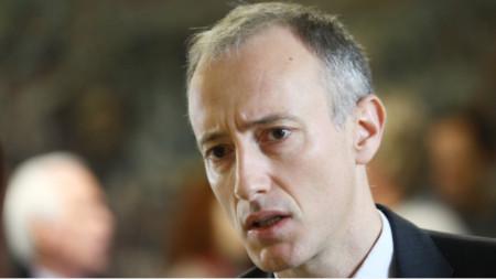Красимир Вълчев - министър на образованието