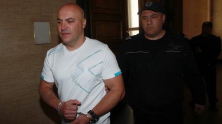 СГС разглежда молбата за условно предсрочно освобождаване от Стефан Стефанов, осъден за опит за въоръжен грабеж в банка в Сливен.